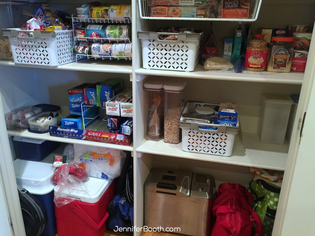 Bottom Pantry After