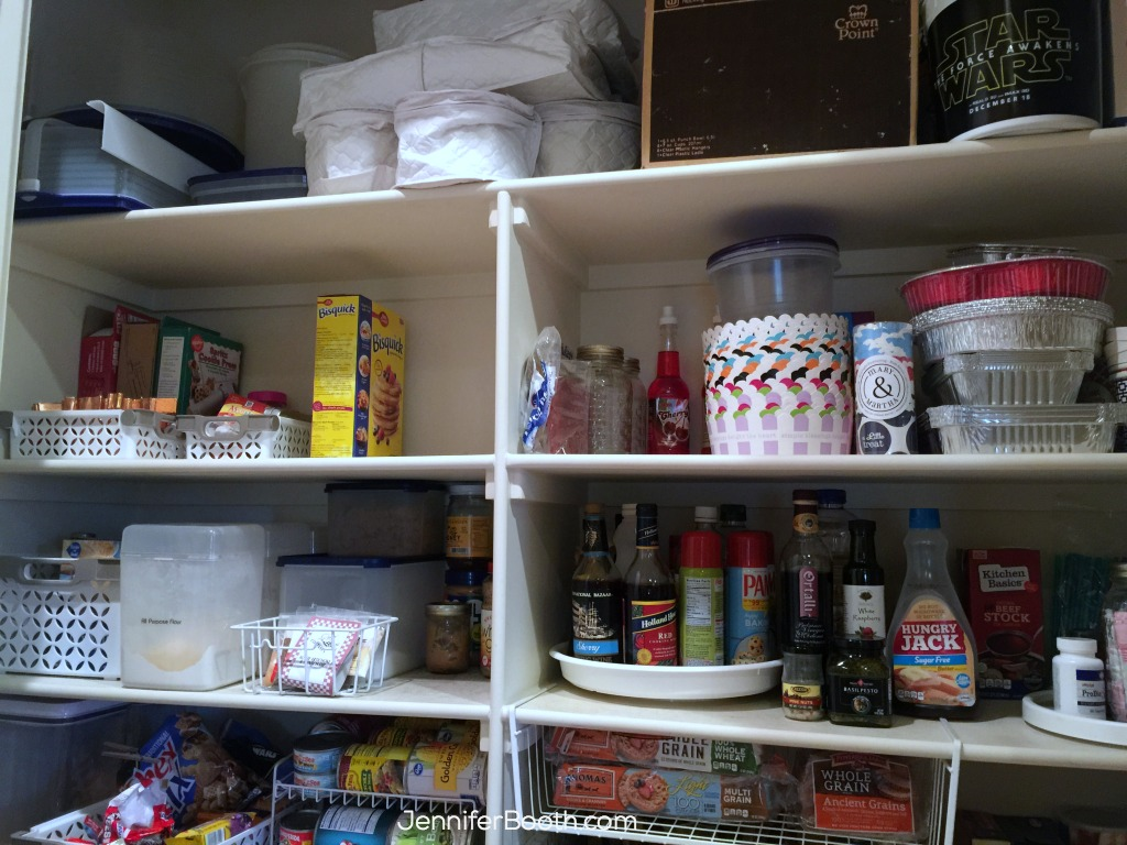 Top Pantry After