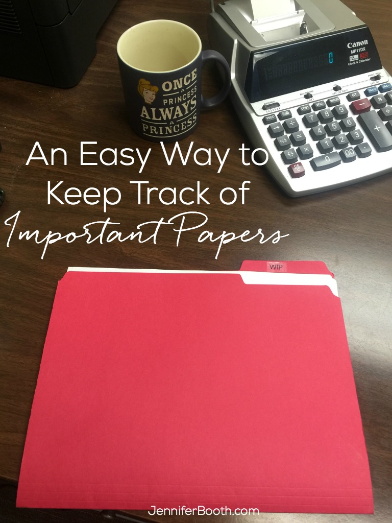 Keep Track of Important Papers