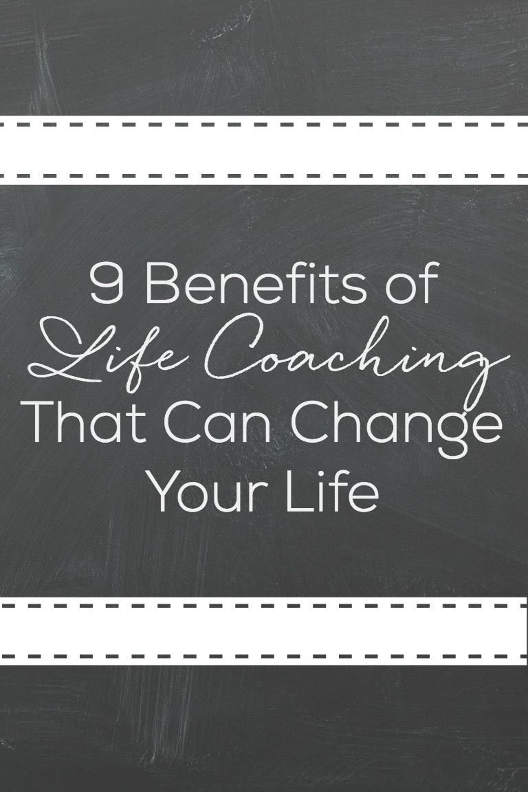Benefits of life coaching