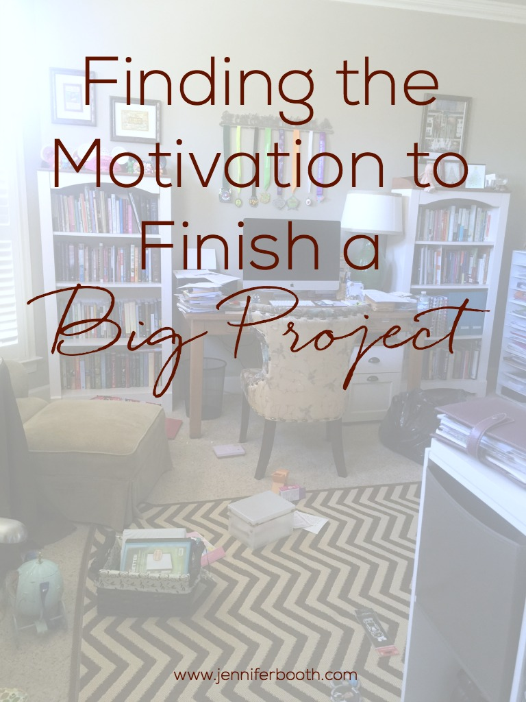 Finding the Motivation