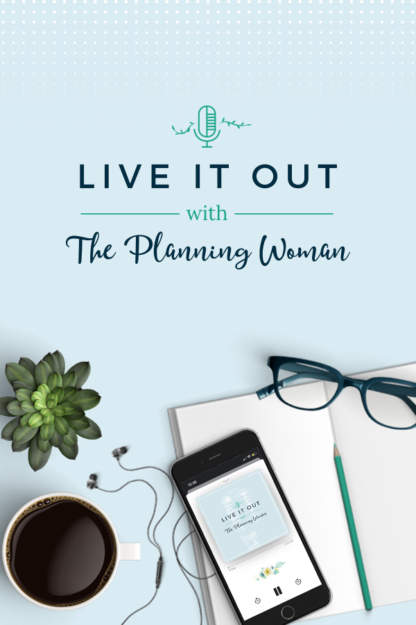 Join The Planning Woman this week as she shares 5 habits that will change your life.