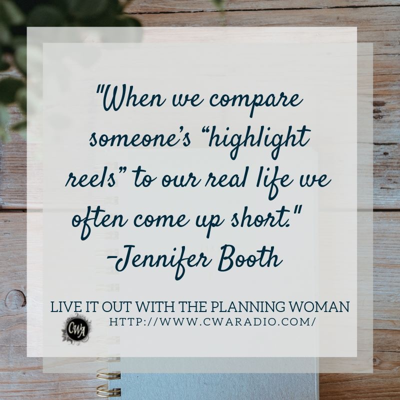 Episode 50 of Live It Out With The Planning Woman