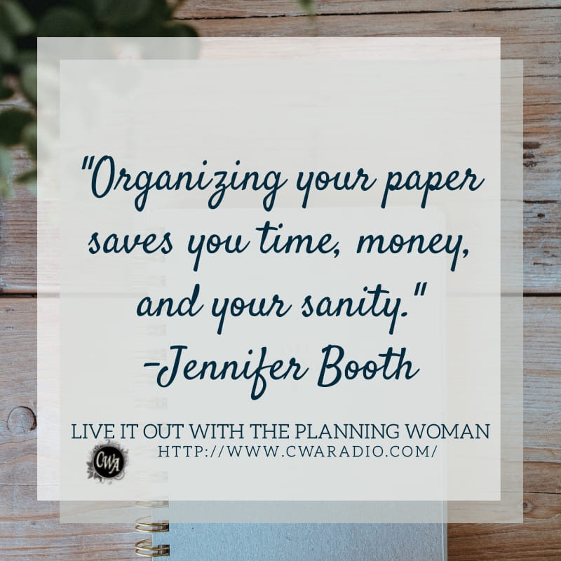 Episode 64 of Live It Out With The Planning Woman