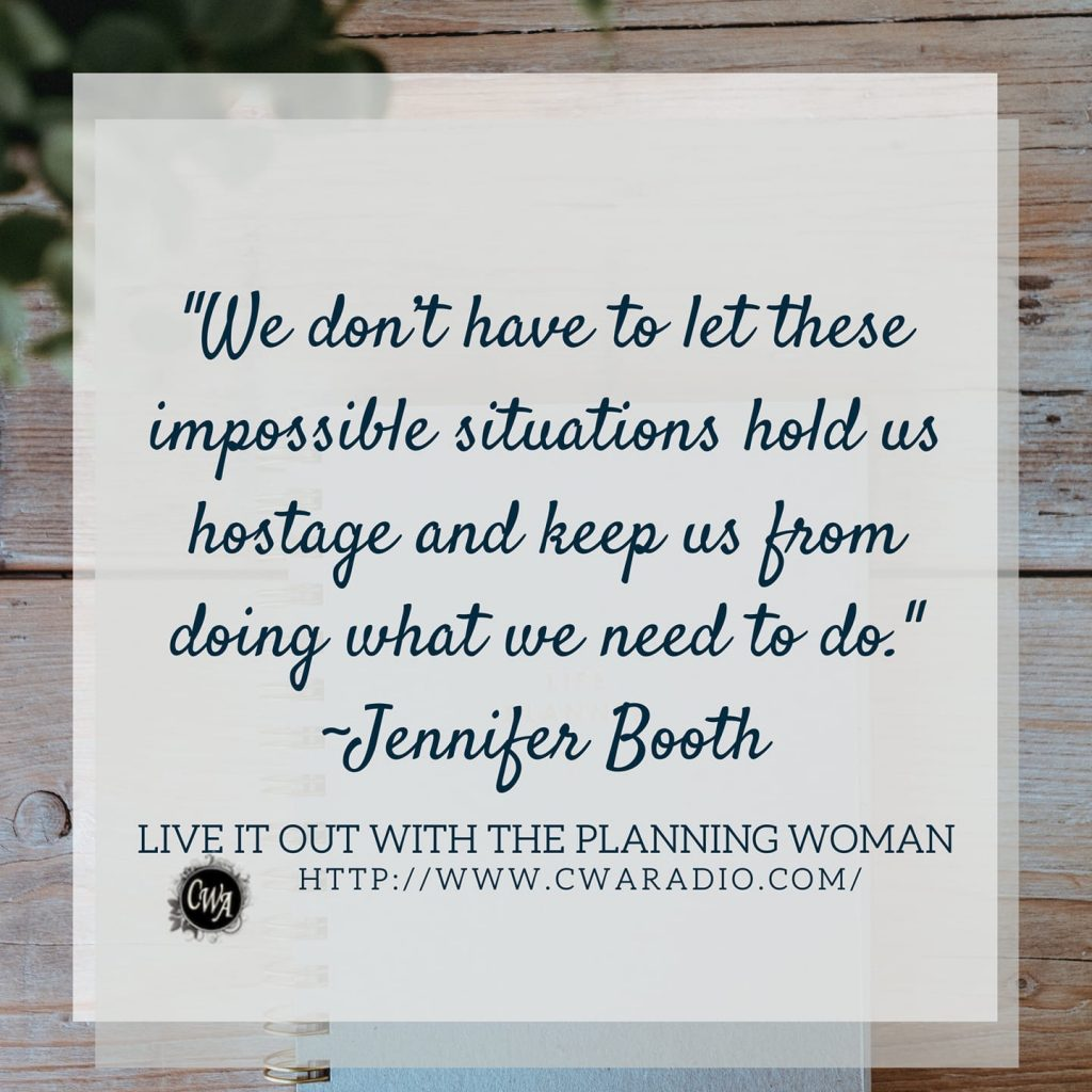 Episode 66 of Live It Out With The Planning Woman