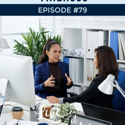 079:  Prioritizing Your Finances