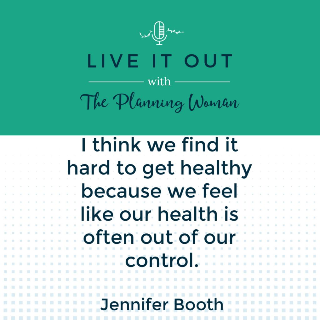 Episode 74 quote-Live It Out With The Planning Woman