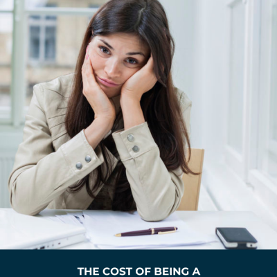 The Cost of Being a People Pleaser (And How to Overcome It)