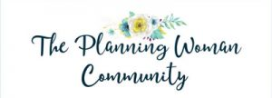 The Planning Woman Facebook Group